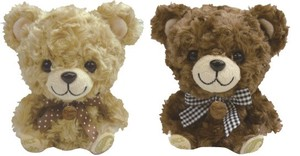 Bear Soft Toy 2 type Assort