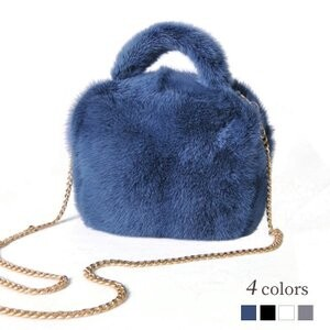[ 2020NewItem ] Mink Fur Bag Fur Handbag Ladies Handbag Ladies