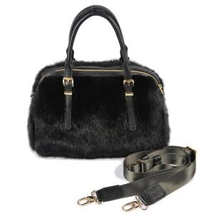 [ 2020NewItem ] Fur Fur Mink Fur Bag Shoulder Bag Handbag Bag Fur Bag