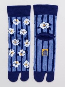 [ 2020NewItem ] Kanoko Tabi Socks Sock Flower
