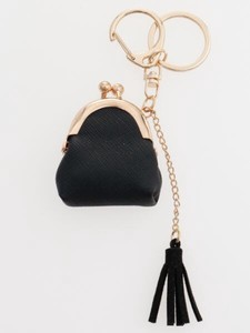 Design Coin Purse Key Ring