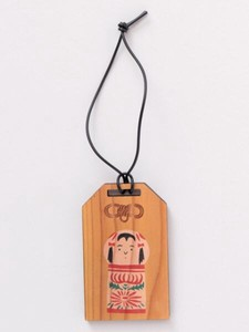 Amulet Wooden Travel