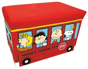 Storage Snoopy Red