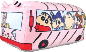"""Crayon Shin-chan"" Puffy Cushion"
