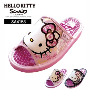 A4 Sanrio Hibiscus Ribbon Hello Kitty Health Sandal Lady 12 Pairs