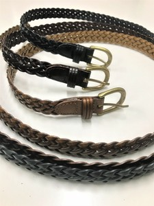 """2020 New Item"" Playback Braided Belt"