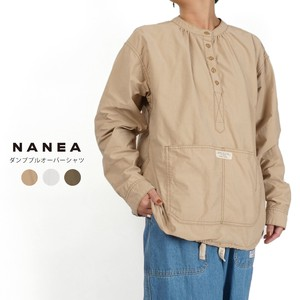 High Density Cotton Pullover Shirt