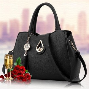 Ladies Woman's Hand Bag Shoulder Messenger Bag Leather Tote Bag