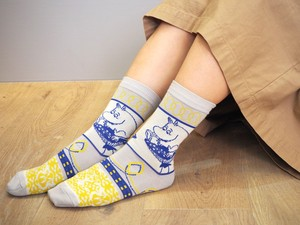 Scandinavia Finland Socks The Moomins Cotton Socks