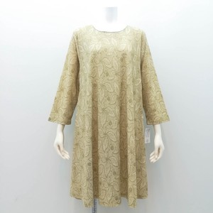 Spring Items Floral Pattern Tunic