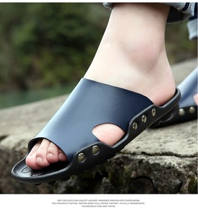 Sandal Casual Sandal Sandal Slipper Blue