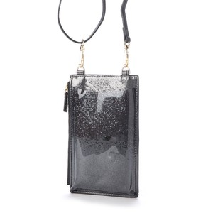 Glitter Vinyl Mobile Shoulder Bag