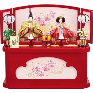 雛人形 ひな人形 人気 雛工房天祥オリジナル 束帯十二単雛 二人雛