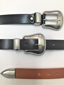 """2020 New Item"" Synthetic Leather Belt 8mm"