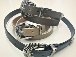 """2020 New Item"" Synthetic Leather Belt 3mm"