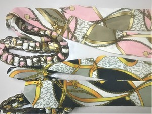 """2020 New Item"" Hermes Scarf Belt"