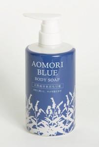 【人気商品】天然由来成分 あおもり藍ボディソープ