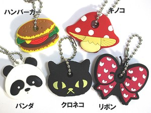 Cap Hamburger Mushroom Panda Bear Black cat Ribbon