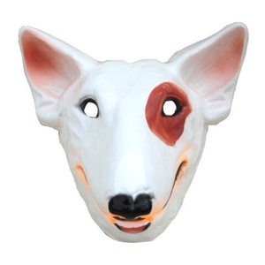 Animal Mask Bull Terrier Dog Matsuri