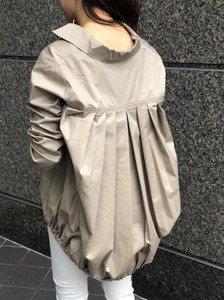 Bag Pleats Blouse