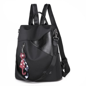Ladies Backpack Backpack Casual Pure soft soft Small Bag Ladies