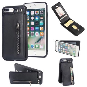 iPhone Case Leather Wallet Card Holder Case Cover iPhone
