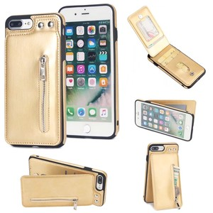 iPhone Case Leather Wallet Card Holder Case Cover iPhone 7 Plus Plus