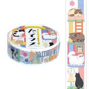 Cat Cat Stationery Washi Tape Wrapping Decoration