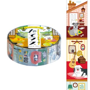 Washi Tape Decoration Notebook Washi Tape Cat