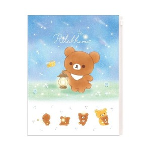 Rilakkuma A4 Clear Holder Pocket