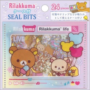 Rilakkuma Attached Case Sticker