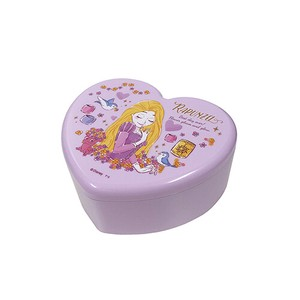 Heart-shaped Jewelry Box Rapunzel
