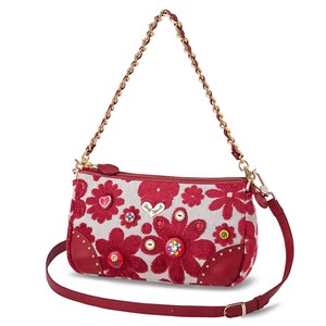 Margaret Rouge Way Shoulder Bag