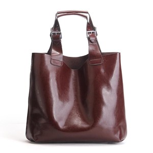 Style Cow Leather Ladies Bag Cow Leather Bag Shoulder Shoulder Big Bag