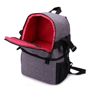 Ford Fabric soft Backpack Canon SONY