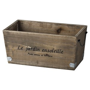 Wood Planter Size 4