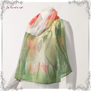 3 Colors Digital Print Print Various Color Print Stole