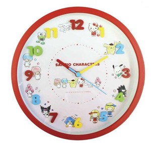 Sanrio Icon Wall Clock Character