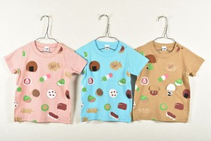 For Summer Japanese confectionery T-shirt