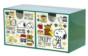 Snoopy Room Box Cafe