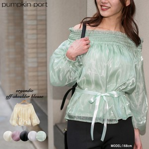 [ 2020NewItem ] Off-Shoulder Blouse