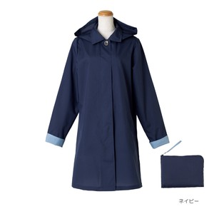 S/S Stand-fall Collar Coat