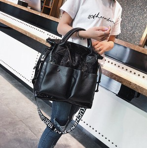 Handbag Messenger Bag Body Bag Tote Bag Ladies Large capacity Casual