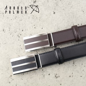 Leather Fit Buckle Belt