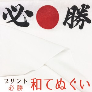 Print Tenugui (Japanese Hand Towels) Certain Victory Japanese Flag