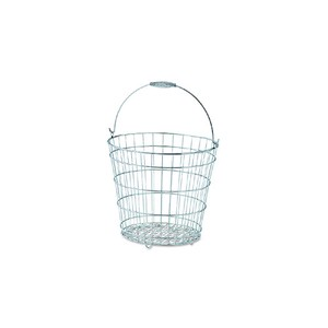 Wire Basket Ornament