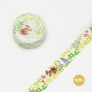 [BGM] Washi Tape  / Masking Tape Crayon Land