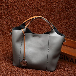 Ladies Bag Handbag Shoulder Bag Cow Leather Diagonally Commuting