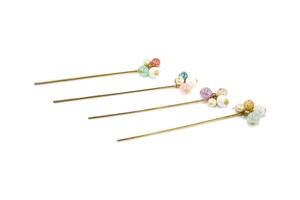 [ 2020NewItem ] Fancy Goods Print Kanzashi