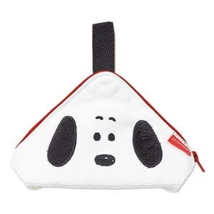 Pouch Snoopy Onigiri Pouch Face Snoopy